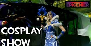 cosplay epicenter dota 2 l show cosplay epicenter russia moscow