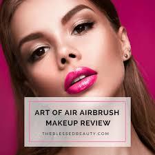 art of air airbrush makeup kit review