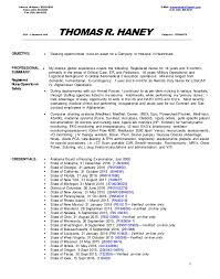 Nurses Resume Template