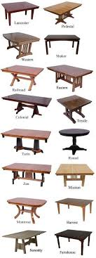 dining room furniture styles. Table Styles Dining Room Furniture