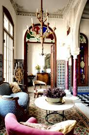 Amazing Moroccan Style Interiors Photo Decoration Ideas ...