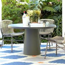 outdoor furniture west elm. West Elm Patio Furniture Covers Round Outdoor Dining Table Set Quarry Sale