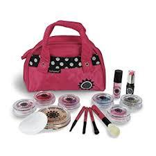 deluxe makeup kit s pretend makeup cosmetics pink makeup amazon canada