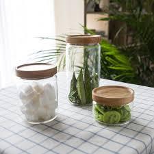 ceramic storage jars with wooden lids australia designs