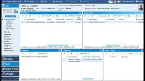 Centricity Practice Solution Emr Demo 4 Patient Summary