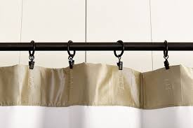 whats the best way to hang your dry how to decorate with clip on curtain rings ideas