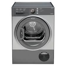 Hotpoint Condenser Tumble Dryer Empty Water Light On Hotpoint Aquarius 8kg Freestanding Condenser Tumble Dryer Graphite Tcfs83bgg