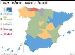 Resultado de imagen de mercado electrico español