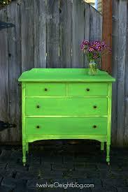 painted furniture blogsPainted Vintage Dresser  Homemade Chalk Paint  twelveOeight