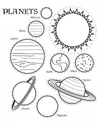 Science Coloring Pages To Print
