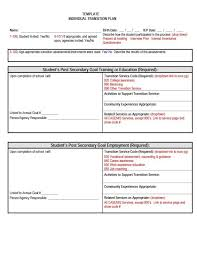 Nice Student Transition Plan Template Photos >> 6 Student Transition ...