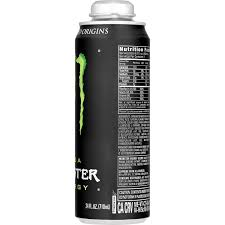 monster can nutrition facts.  Nutrition Throughout Monster Can Nutrition Facts