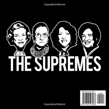 My heart can't take it no more. The Supremes Supreme Court Justices Journal Squad Feminist 9781796523966 Amazon Com Books