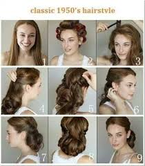 clic 50 39 s hairstyle hair and makeup 50s hairstyles