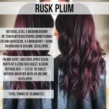 Age Beautiful Hair Color Chart 35 Systematic Rusk Color Formulas