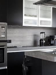 modern kitchen backsplash. Fine Kitchen Dark Modern Kitchen Gray Countertop Limestone Backsplash Tile From  Backsplashcom With Modern Kitchen Backsplash E