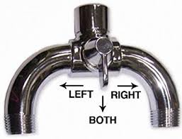 dual shower head adapter. Dual Shower Head Arm Adapter G