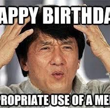 funny birthday meme for boyfriend 3 304x300 | Best Wishes ... via Relatably.com