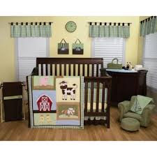 good looking baby nursery room design with baby crib bedding set fascinating baby nursery