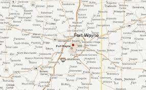 fort wayne map travel map vacations travelsfinders com Ft Wayne Indiana Map fort wayne location map fort wayne indiana map