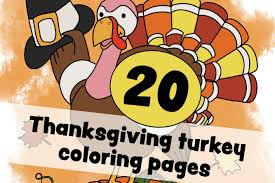 Select from 35450 printable coloring pages of cartoons, animals, nature, bible and many more. 20 Terrific Thanksgiving Turkey Coloring Pages For Some Free Printable Holiday Fun Print Color Fun