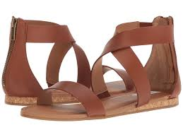 steve madden halley cognac leather womens shoes sandals flat steve madden boots gorgeous