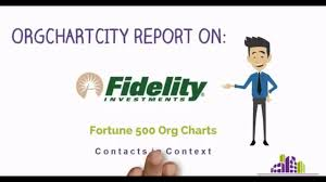 Fidelity Charts Fidelity Investments Org Charts By Orgchartcity Youtube