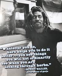 Bunny Wailer, 1976. photo credit: Kim Gottlieb-Walker : reggae