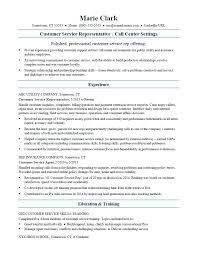 Resume Customer Service Achievements Examples Skills Example Sample