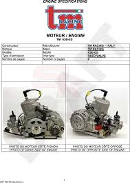 Technical information Engine K9B Electric Ignition - 125cc ...