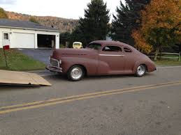 1946 Chevy coupe chop top project | The H.A.M.B.