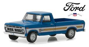 1976 Ford F-100 Pickup Truck Bicentennial Option Group Bahama ...