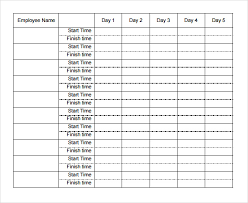 daily timesheet template free printable daily timesheet template free printable aiyin template source