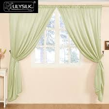 Silk Curtains For Living Room Compare Prices On Silk Curtains Online Shopping Buy Low Price