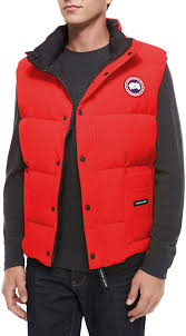 ... Canada Goose Canada Goose Freestyle Down Puffer Vest, Red