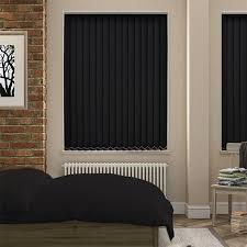 sevilla tranquility black vertical blind black vertical blinds argos