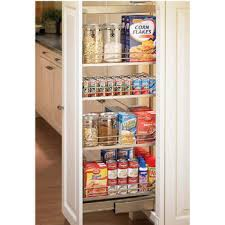 Image Drawers Pantry Pullout Shelves And Baskets View And Reach Items In The Back Of Your Pantry Kitchensourcecom Kitchensourcecom Pantry Pullout Shelves And Baskets View And Reach Items In The Back