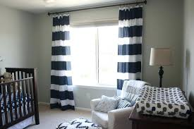 horizontal striped curtains appealing silk stripe ds and rugby stripe curtains and stunning white single corner