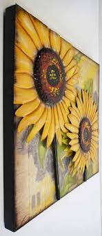 sunflower wall art wall art designs sunflower wall art metal wall art sunflower