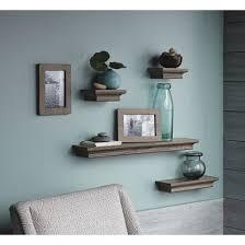 Threshold Floating Shelves