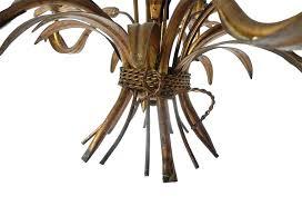 vintage french tole chandelier large size of french vintage wheat tole chandelier home stunning lighting setup