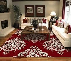 modern rug contemporary area rugs black 8x10 black 5x7 carpet red rugs 2x3 mats