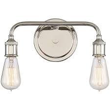 bathroom exposed ceiling lighting bath. industrial exposed bulb bath light 2 bathroom ceiling lighting