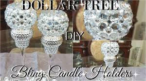 gallery dollar tree glass candle holders