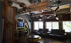 Zeppelin Inspired Loft