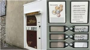 Name A Food You Never See In A Vending Machine Enchanting French Baguette 4848 Vending Machine A French Collection