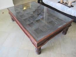 antique door coffee table amazing coffee table made from and old indian door moving door as