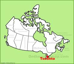 toronto maps canada maps of toronto Canada Toronto Map full size · toronto location map canada toronto matejka