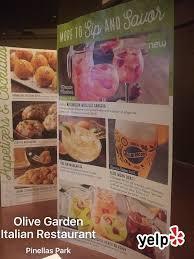 photo of olive garden italian restaurant pinellas park fl united states drinks