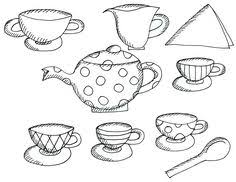 Small Picture Printable Tea Party Games Party Games Pinterest Tea party